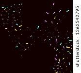sprinkles grainy. sweet...   Shutterstock .eps vector #1262542795