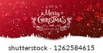 christmas and new year... | Shutterstock .eps vector #1262584615