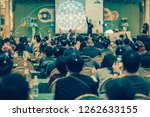 brainstorming concept of rear... | Shutterstock . vector #1262633155