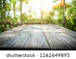 blur green nature bokeh leaf... | Shutterstock . vector #1262649895