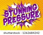 stunning pressure   vector... | Shutterstock .eps vector #1262684242