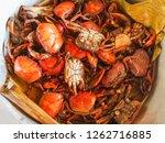 Crab Steamed Food   Fresh Fiel...