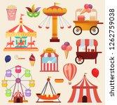 vector illustration of the... | Shutterstock .eps vector #1262759038