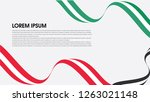 asia and united arab emirates ... | Shutterstock .eps vector #1263021148