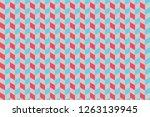 3d cubes patterns background    ...   Shutterstock . vector #1263139945