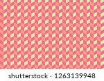 3d cubes patterns background    ...   Shutterstock . vector #1263139948