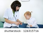 look at this stethoscope | Shutterstock . vector #126315716