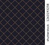 black seamless textures. vector ...   Shutterstock .eps vector #1263193258