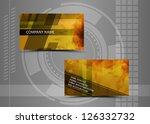 vector abstract creative... | Shutterstock .eps vector #126332732