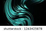 abstract emerald green... | Shutterstock . vector #1263425878