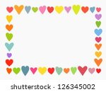 Valentine's Day  Colorful Cute...