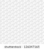white geometric texture. vector ... | Shutterstock .eps vector #126347165