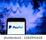 kiev  ukraine   dec 20   2018 ...   Shutterstock . vector #1263541618