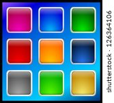 internet web button set | Shutterstock . vector #126364106