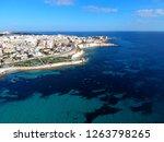 malta summer holidays harbour... | Shutterstock . vector #1263798265