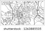 yekaterinburg russia city map... | Shutterstock .eps vector #1263885535