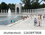 washington  usa   june 13  2013 ...   Shutterstock . vector #1263897808