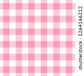 seamless pattern plaid... | Shutterstock .eps vector #1264166212