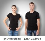 shirt design fashion concept ... | Shutterstock . vector #1264223995