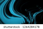 abstract teal green background... | Shutterstock . vector #1264284178