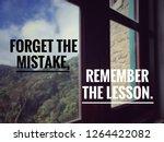 motivational and inspirational... | Shutterstock . vector #1264422082