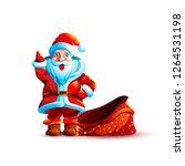 vector illustration isolated... | Shutterstock .eps vector #1264531198