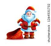 vector illustration isolated... | Shutterstock .eps vector #1264531732
