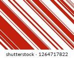 christmas candle  lollipop...   Shutterstock .eps vector #1264717822
