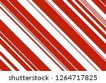 christmas candle  lollipop...   Shutterstock .eps vector #1264717825