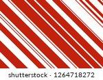 christmas candle  lollipop...   Shutterstock .eps vector #1264718272