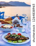 Traditional Cretan Dorada Fish...