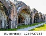 fort pickens   gulf islands... | Shutterstock . vector #1264927165
