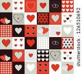 vector background for... | Shutterstock .eps vector #126510692