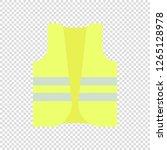 Vector Yellow Vest Jacket Gilet ...