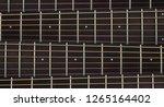 musical instrument   acoustic... | Shutterstock . vector #1265164402