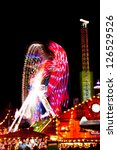 Long Exposure Pictures Of...