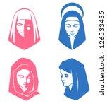 simple illustrations of...   Shutterstock .eps vector #126533435