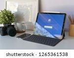 chiangmai  thailand   dec 23 ...   Shutterstock . vector #1265361538