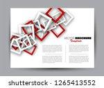 flyer  brochure  billboard...   Shutterstock .eps vector #1265413552