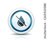water resist waterproof sign... | Shutterstock .eps vector #1265523388