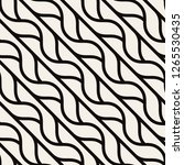vector seamless pattern.... | Shutterstock .eps vector #1265530435