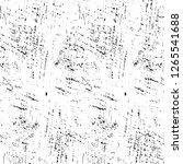 vector grunge overlay texture....   Shutterstock .eps vector #1265541688