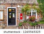 hambleden  england   13th... | Shutterstock . vector #1265565325