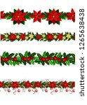 christmas elements for your... | Shutterstock .eps vector #1265638438