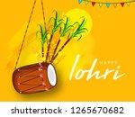 vector illustration of happy... | Shutterstock .eps vector #1265670682