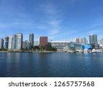 vancouver  british columbia ... | Shutterstock . vector #1265757568