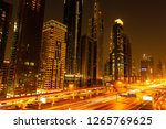 dubai  united arab emirates  ...   Shutterstock . vector #1265769625