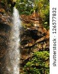 Beautiful Sacred Waterfall Wit...