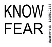 motivation phrase art | Shutterstock . vector #1265812165