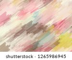 beautiful color matching paint... | Shutterstock . vector #1265986945